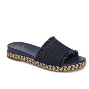 Kate Spade zahara slide sandal